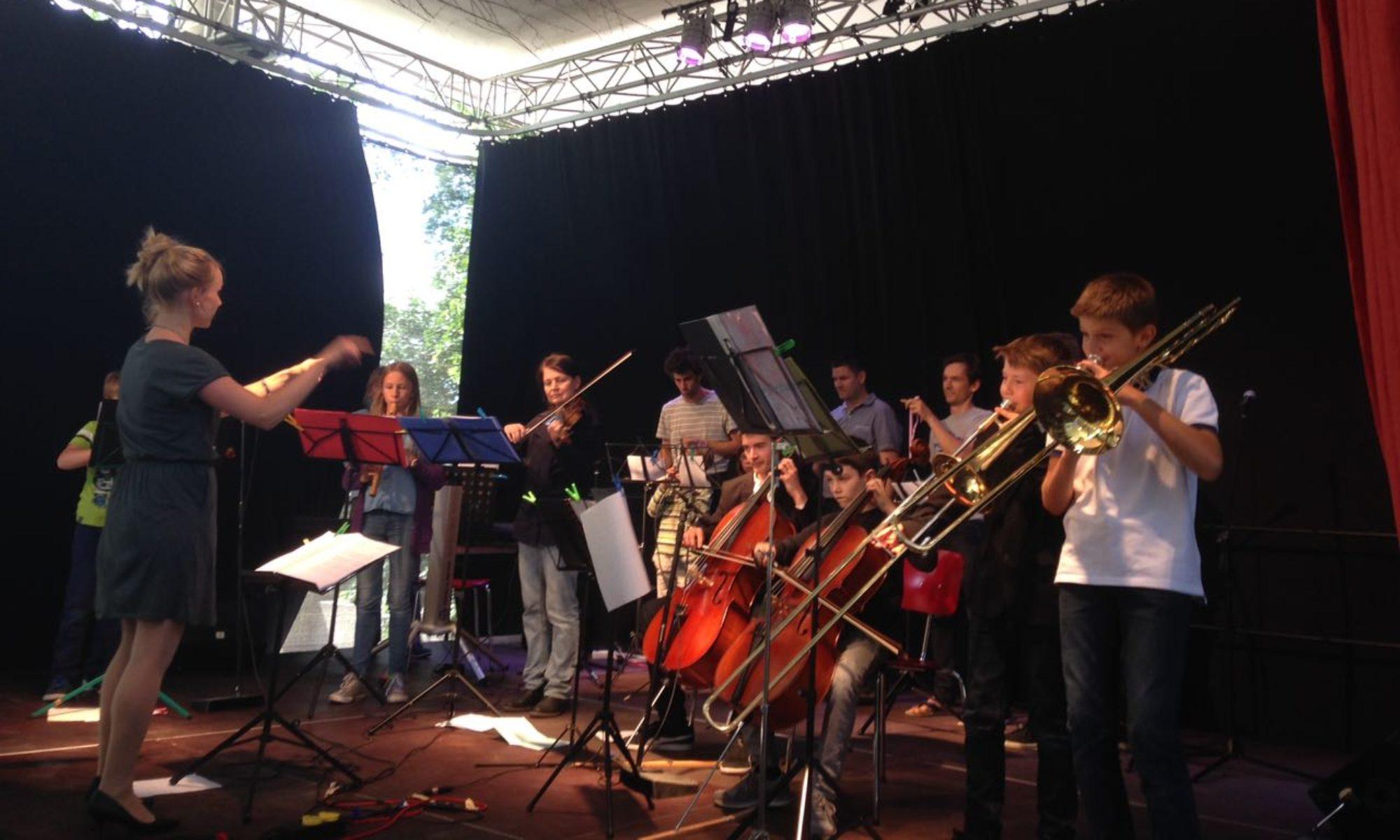 Kinderorchester Vivace München